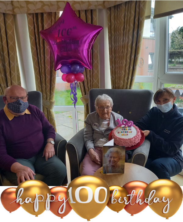AL 100th Birthday