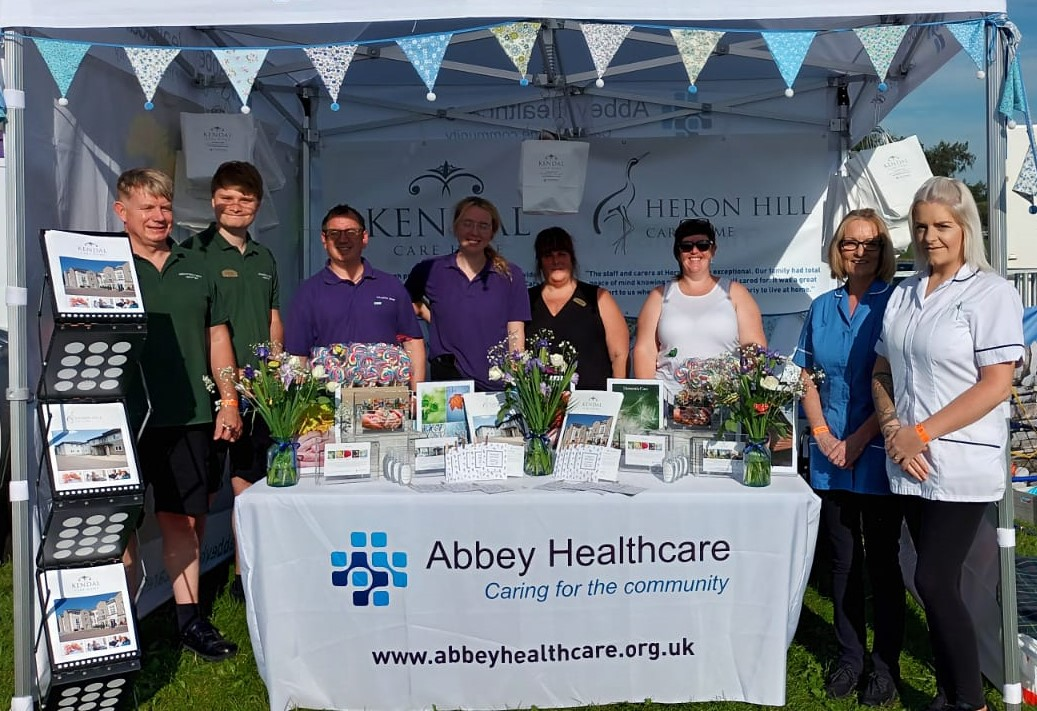 Abbey Healthcare supports the 222nd Westmorland County Show